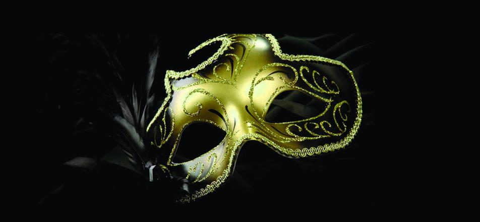 2018 mardi mask only