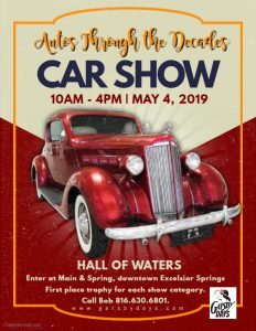 Copy of Classic Car Show Flyer - Made with PosterMyWall