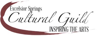 Logo for Excelsior Springs Area Cultural Guild